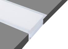 Встраиваемый алюминиевый профиль Donolux DL18512Alu