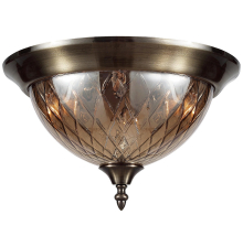 Потолочный светильник Crystal Lux Nuovo PL3 BR