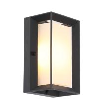 Уличный настенный светодиодный светильник ST Luce Cubista SL077.411.01