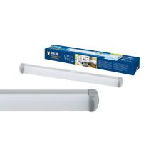 Потолочный светодиодный светильник (UL-00000451) Volpe ULO-Q141 AL30-10W/NW Silver