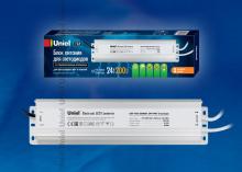 Блок питания для светодиодов Uniel (10591) 200W IP67 UET-VAJ-200B67