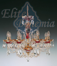Люстра Elite Bohemia Bohemian decorated classic L 522/8/37