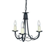 Люстра Elstead Lighting Minster MN3 BLACK