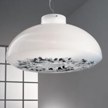 Подвесной светильник Voltolina Reflex 45 cristallo-nero