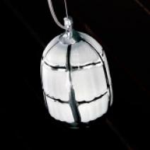 Подвесной светильник Voltolina JACARANDA Sosp. pendel acciaio QUADRI