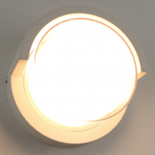 Уличный настенный светодиодный светильник Arte Lamp A8159AL-1WH