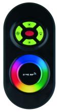 Контроллер для светодиодных лент 12/24В 2,4 ГГц (11105) Uniel ULC-G10-RGB Black