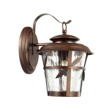 Уличный настенный светильник Odeon Light Aletti 4052/1W