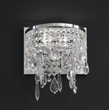 Настенный светильник Voltolina Cascade Applique Cascade NIKELATA