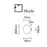 Настенно-потолочный светильник Fabbian Lumi F07 G03 01