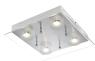 Потолочный светильник Globo Berto 49200-4