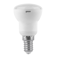 Лампа светодиодная рефлекторная E14 4W 2700K матовая 106001104