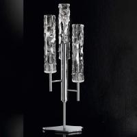 Настольная лампа IDL Bamboo 423/3L chrome