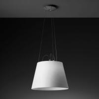 Подвесной светильник Artemide Tolomeo mega alluminium 0782010A + 0781030A