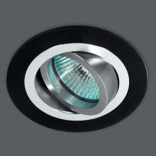 Встраиваемый светильник Donolux A1521-Alu/Black