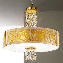 Подвесной светильник Kolarz Emozione Romanesque 0345.36.3.Ro.Au.ETGn
