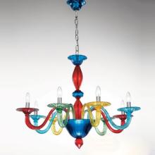 Люстра Vetri Lamp 1191/8 Multicolor