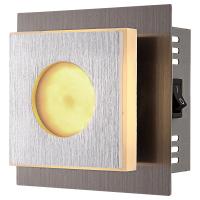 Настенный светодиодный светильник Globo Cayman 49208-1