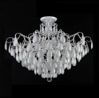Потолочная люстра Crystal Lux Sevilia PL9 Silver