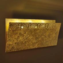 Настенный светильник Masca Virgola 1855/A3 Oro frise