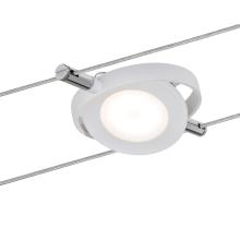 Струнный светодиодный светильник Paulmann Wire Systems RoundMac 94088