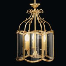 Подвесной светильник Renzo Del Ventisette LN 13089/3 G DEC. OZ
