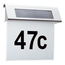 Светильник на солнечных батареях Paulmann House Number 93765