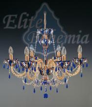 Люстра Elite Bohemia Bohemian decorated classic L 548/6/13-3