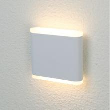 Уличный настенный светодиодный светильник Crystal Lux CLT 024W113 WH