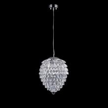 Подвесной светильник Crystal Lux Charme SP2+2 LED Chrome/Transparent