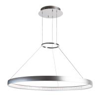 Подвесной светодиодный светильник RegenBogen Life Платлинг 1 661010101