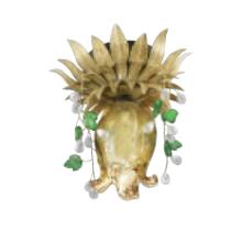 Настенно-потолочный светильник Renzo Del Ventisette «Natura> FA 13909/1 DEC. 0127