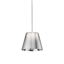 Подвесной светильник Flos Ktribe S1 Aluminized silver F6256000