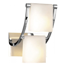 Бра N-Light Leon B-906/2B satin chrome