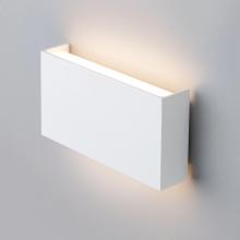 Уличный настенный светодиодный светильник Elektrostandard 1705 Techno Led Golf Белый 4690389117152