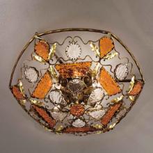 Потолочный светильник MM Lampadari Deco 6740/P6 V2314 amber