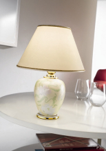 Настольная лампа Kolarz Giardino Perla 0014.73S.4