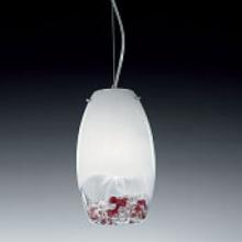 Подвесной светильник Voltolina Reflex 15 cristallo-rosso