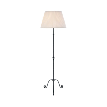 Торшер Elstead Lighting Pembroke PB/FL BLACK + LUI/LS1064