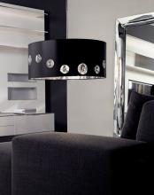 Подвесной светильник Effusionidiluce Scrim Black 5100.2316
