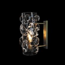 Настенный светильник GLASSBURG OPTIC crystal