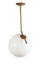 """Светильник потолочный """"Шар"""" (белое стекло) 60GD-9137P/L"""